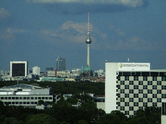 Dachterrasse Bild Von Motel One Berlin Upper West Berlin