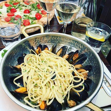 Italian Restaurant Posillipo Broadstairs England