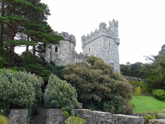 Letterkenny, Irlanda:  Glenveagh Castle