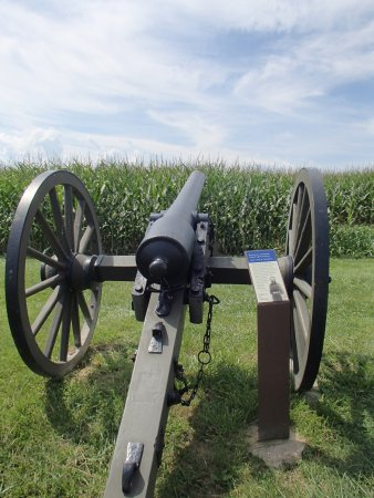 Sharpsburg, MD: Antietam National Battlefield