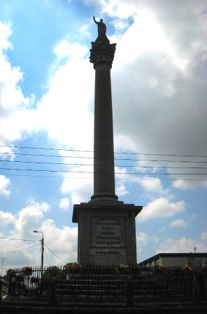 Wellington Memorial Monument