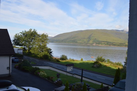 Torlinnhe Guest House: this is the view from room 6
