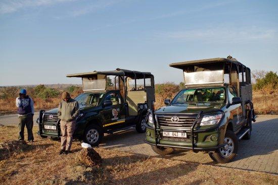 Hazyview, Sudáfrica: Vehículos idóneos para visitar el Kruger