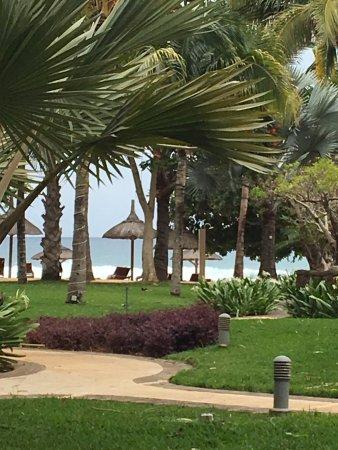 InterContinental Mauritius Resort Balaclava Fort : Seen from room