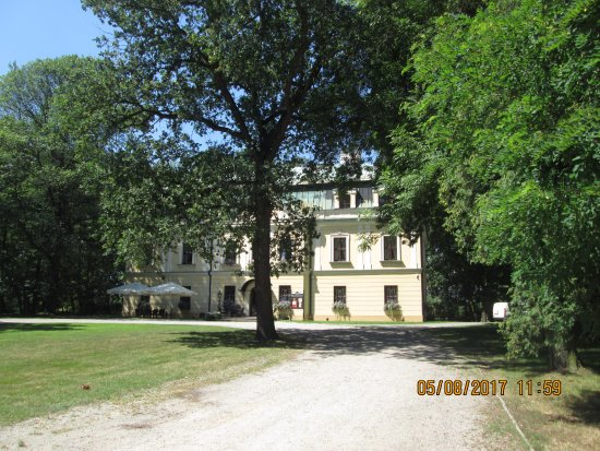 Palace in Rybna in Tarnowskie Góry