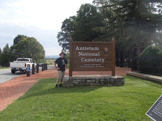 Sharpsburg, MD: Antietam National Cemetery