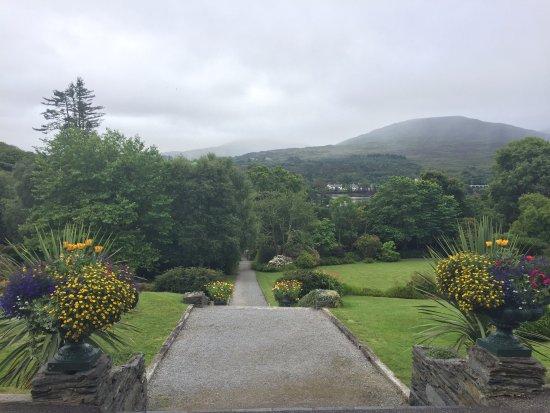 Kenmare, Irlandia: View from Hotel