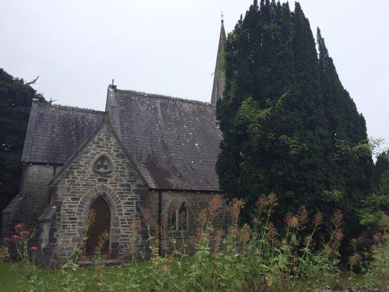 Kenmare, Irlandia: Old Church
