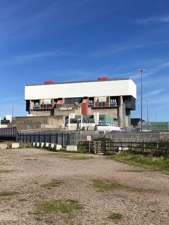 Heysham Nuclear Power Station Tour