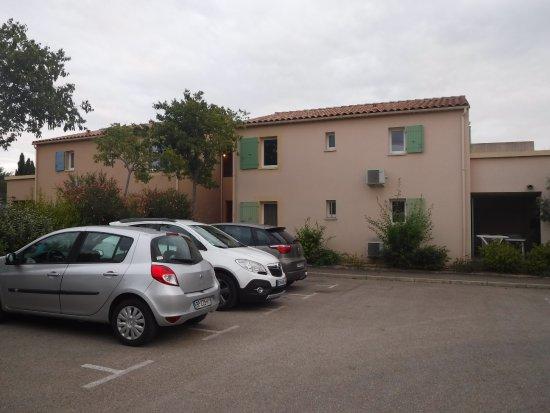 Residence Goelia Le Mas des Arenes: 2p4 rez de parking