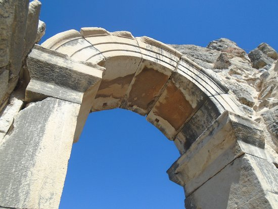 Temple of Hadrian: Temple