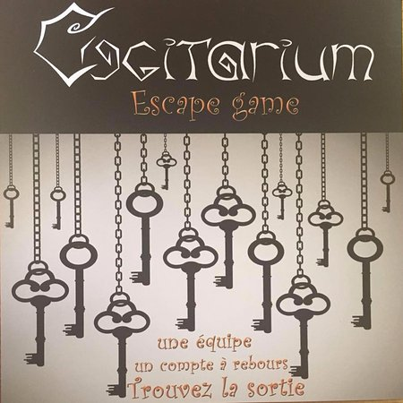 ‪Cogitarium Escape Game‬