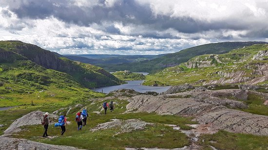 Norris Point, Kanada: Long Range Traverse - Gros Morne National Park