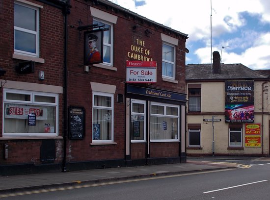 Saint Helens, UK: The Duke Of Cambridge, St. Helens