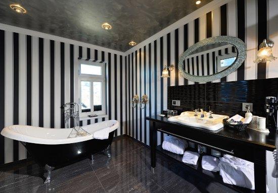 Schwarze Suite im Hotel Altes Museum - Bild von Hotel Alte ...