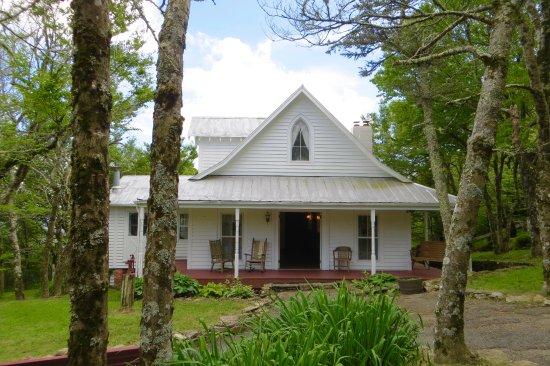 Beech Mountain, Carolina del Norte: Dorothy's house