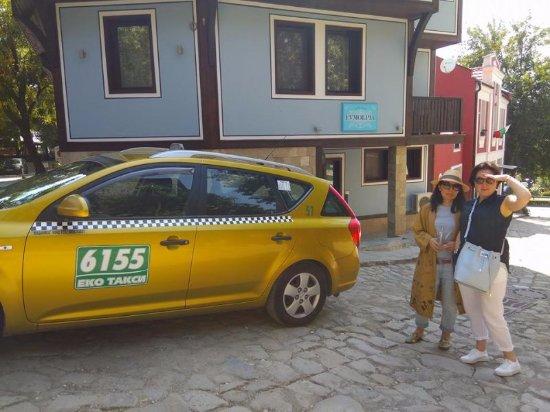 Taxi Transfers Plovdiv Sofia Bulgaria