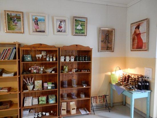 Billnas, Finlandia: Shop