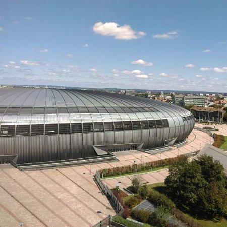 Danubius Hotel Arena: Puskás Ferenc stadion