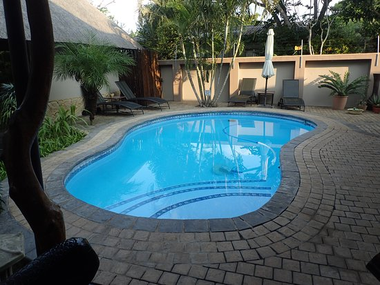 Small Swimming Pool Bild Von Lodge Afrique St Lucia Tripadvisor