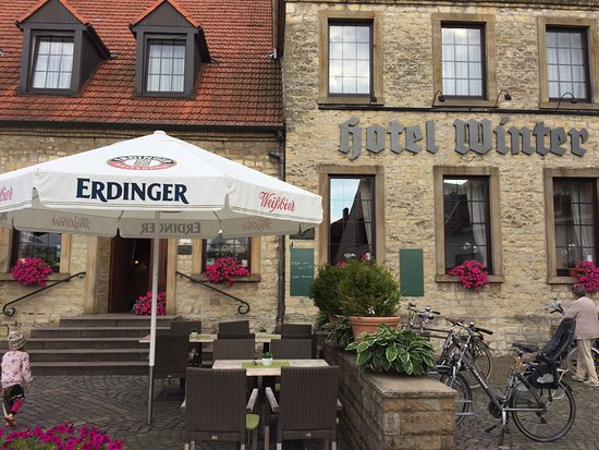 Schoeppingen, Tyskland: Hotel-Restaurant Winter