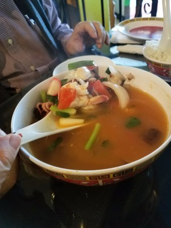 Mesilla, Nuevo Mexico: King of the Sea Soup