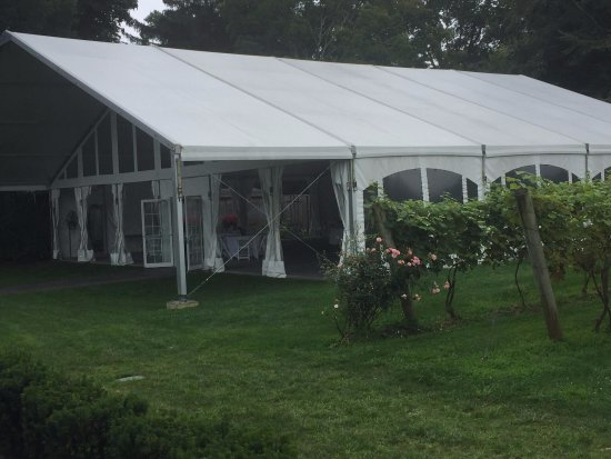 ‪‪Washington Crossing‬, بنسيلفانيا: Wedding, entertainment, wine-tasting and party venue‬