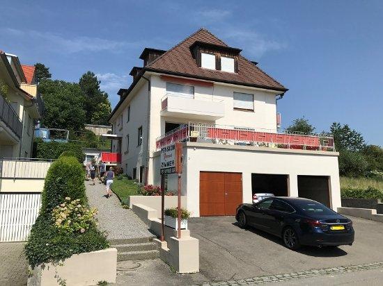 Hotel Pension Rothmund Meersburg Deutschland