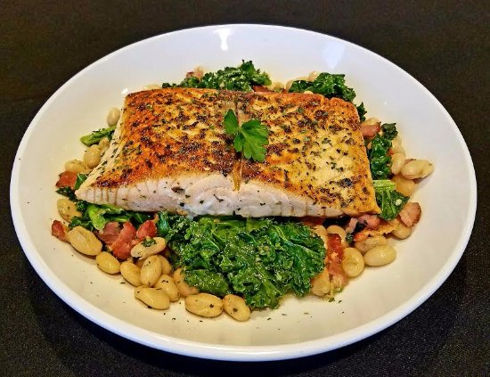 Clarks Summit, PA: Salmon - One of our specialties