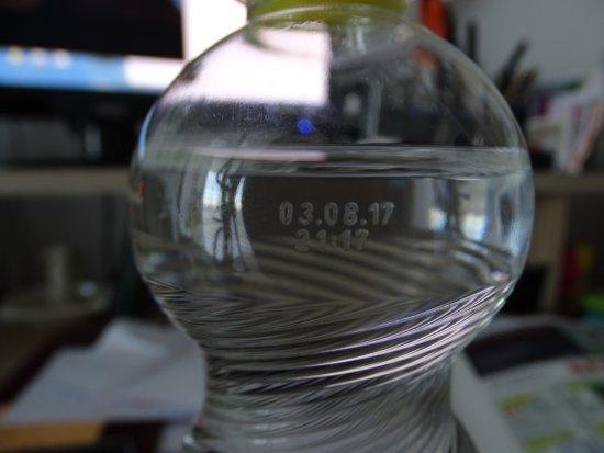 Melchsee-Frutt, Zwitserland: Abgelaufene Getränke