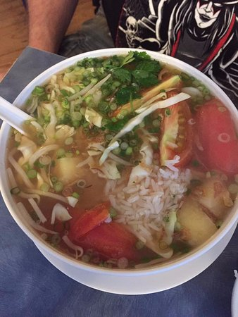 Saigon Village: N9 was suppose to be spicy. But it's not spicy.