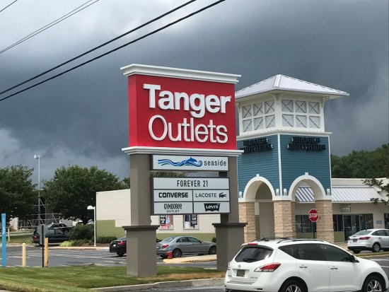 Tanger Outlets Rehoboth Beach Picture Of Tanger Outlets Rehoboth Beach Tripadvisor