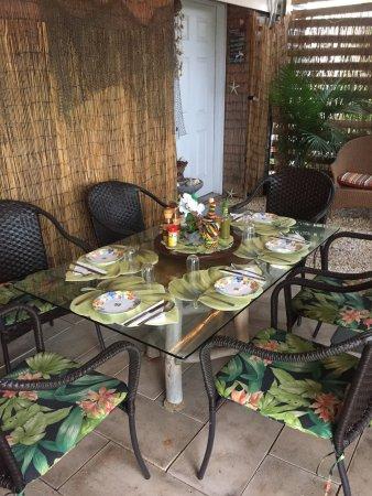 RelaxInn B&B: Breakfast area