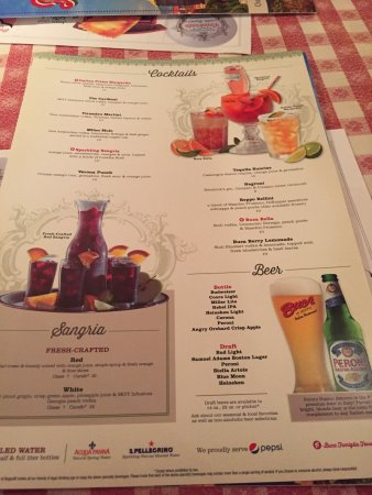 Photo1 Jpg Picture Of Buca Di Beppo Italian Restaurant Franklin Tripadvisor