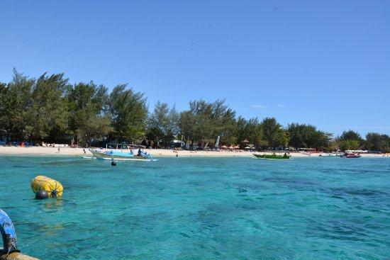 Jeeva Klui Resort: Snorkling at Gili islands