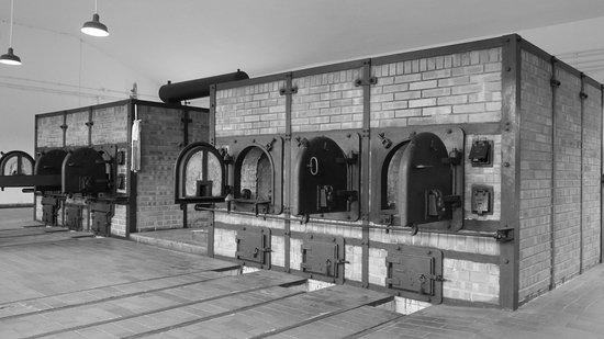 Das ehemalige Lagergelände des KZ Buchenwald - Photo de