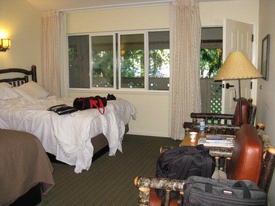 Lake Crescent Lodge: Room