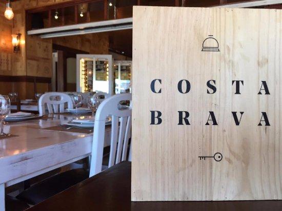 Costa Brava Restaurante: costa brava