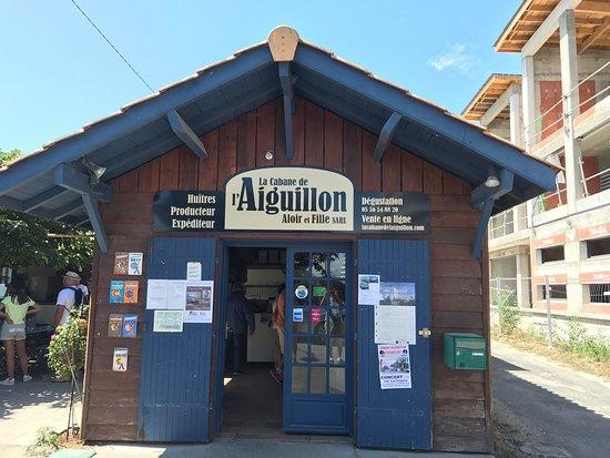 Obr zek za zen la cabane de l 39 aiguillon - La cabane de l aiguillon ...