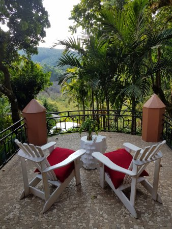 Sabie, South Africa: Amber Moon patio
