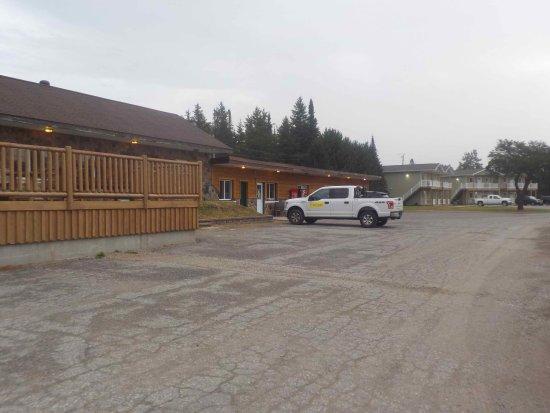 Nipigon, Canadá: 2017-07-31 Beaver Motel