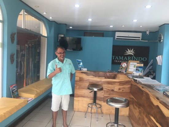 Hotel Tamarindo Diria: Ask for Rolando the tour guide!