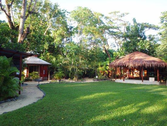 Entrance - Picture of Sunrise Beach Cabanas Resort, Espiritu Santo - Tripadvisor