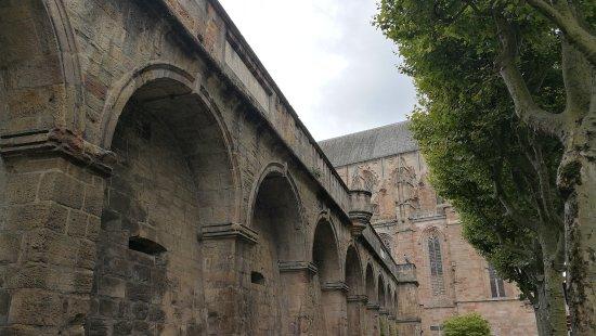 Cathedrale Notre Dame de Rodez Photo