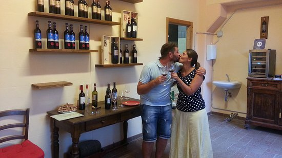 Ваглиагли, Италия: Oliviera Wine & Hospitality