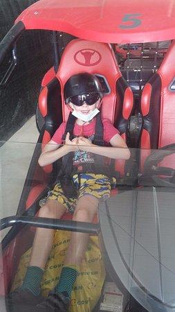 Sao Bartolomeu de Messines, Portugal: Junior Buggy Rider