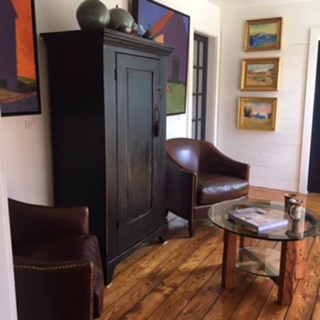 Chester, VT: furniture handcrafted on site