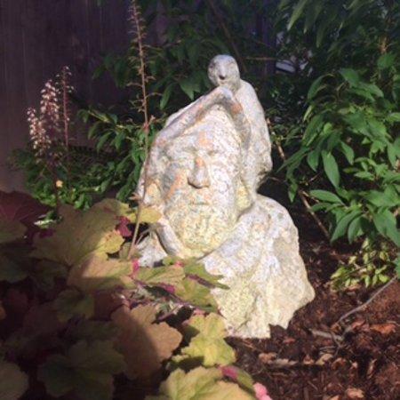 Chester, VT: sculpture
