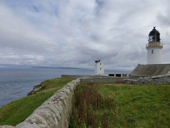 ‪Dunnet Head Lighthouse‬