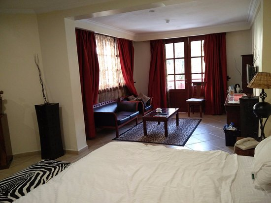 Room 10 at The African Tulip Arusha